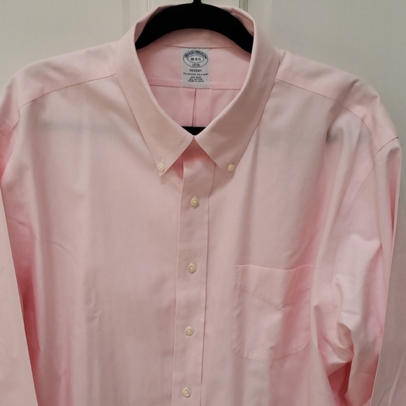 Brooks Brothers Other - NWOT Brooks Brothers Regent Fit Dress Shirt 18 4/5
